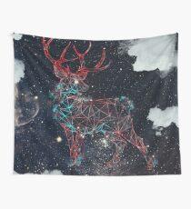 Celestial Deer Wall Tapestry