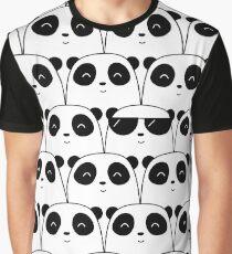 That Cool Panda Graphic T-Shirt
