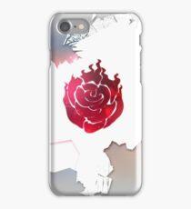 A Ruby's Rose iPhone Case/Skin