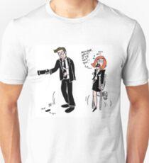 Injured Agents Unisex T-Shirt