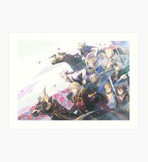 Nohr - Fire Emblem Fates Art Print