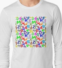 ABC -  Colourful letters T-Shirt