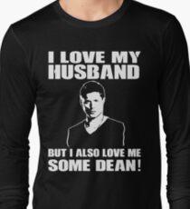 DEAN Long Sleeve T-Shirt