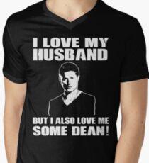 DEAN Men's V-Neck T-Shirt