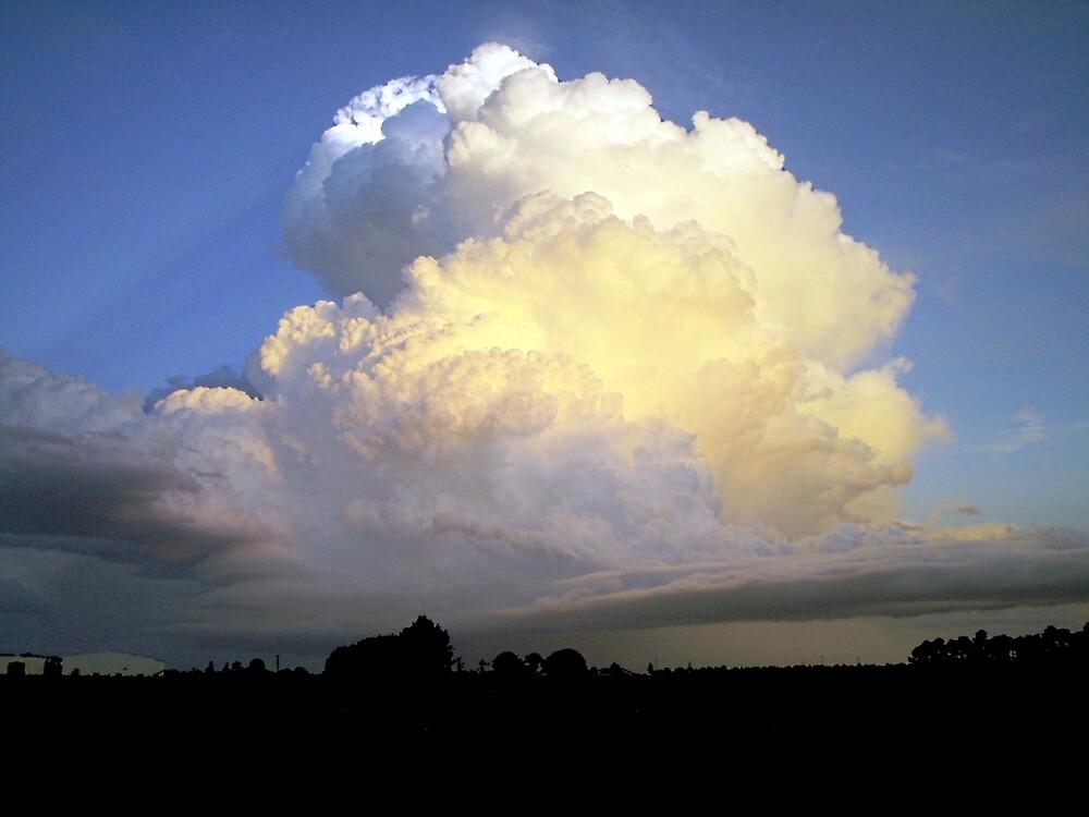 Storm Cloud by Kara  Davison
