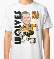 STEVE 'BULLY' BULL - WOLVES FC LEGEND Classic T-Shirt