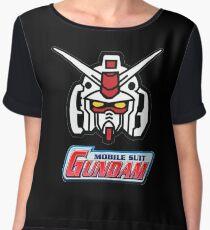 Gundam Women's Chiffon Top