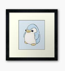 Small Penguin Framed Print