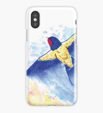 Flying Swallow iPhone Case/Skin