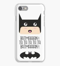 Batou trop Kawaii iPhone Case/Skin