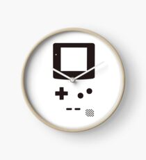 Game Boy Desing Clock