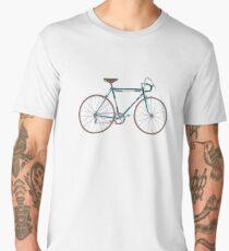 Retro cycling racing bike Men's Premium T-Shirt