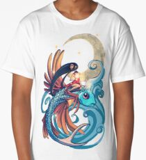 Festival of the Flying Fish Long T-Shirt