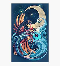 Festival of the Flying Fish Photographic Print