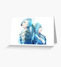 Family song - Fire Emblem Fates Greeting Card