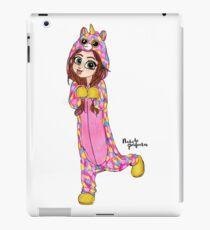 Karol Unicornio de Colores! iPad Case/Skin