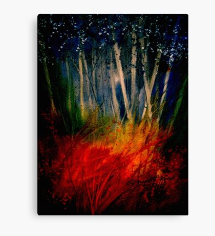 Red Light... Canvas Print