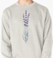 Watercolor lavender Pullover