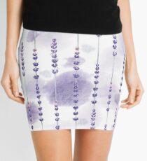 Minifalda Lavanda acuarela