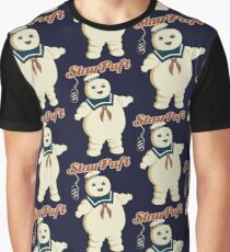 STAY PUFT - MARSHMALLOW MAN GHOSTBUSTERS Graphic T-Shirt
