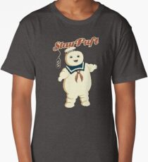 STAY PUFT - MARSHMALLOW MAN GHOSTBUSTERS Long T-Shirt