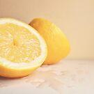 Chopped Lemon Fruit. by Lyn  Randle