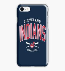 Cleveland Indians Baseball  iPhone Case/Skin
