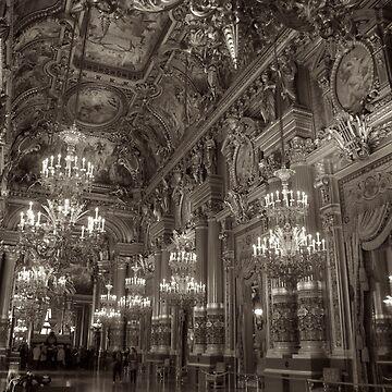 Opera Garnier by ashleyng