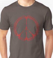 peace love rock'n'roll Unisex T-Shirt