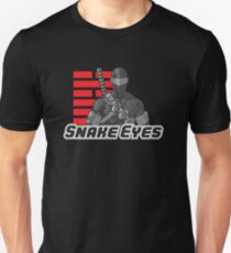 Snake Eyes — G.I. Joe Unisex T-Shirt