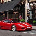Ferrari 360 Challenge Stradale by Rico Liu