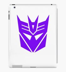 Decepticon iPad Case/Skin