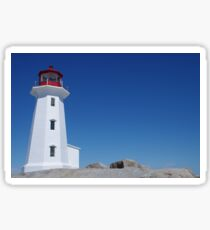 Peggy's Cove Sticker