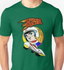 Speed Racer Go Go Go Unisex T-Shirt