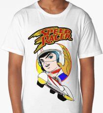 Speed Racer Go Go Go Long T-Shirt