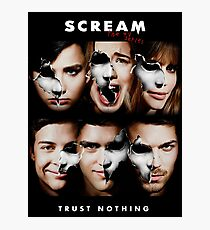 Scream: The TV Series Photographic Print