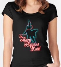 Yondu - I'm Mary Poppins Y'all! Women's Fitted Scoop T-Shirt