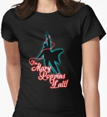Yondu - I'm Mary Poppins Y'all! Womens Fitted T-Shirt