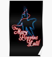Yondu - I'm Mary Poppins Y'all! Poster