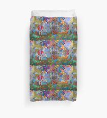 Two of Brotherly Love Duvet Cover
