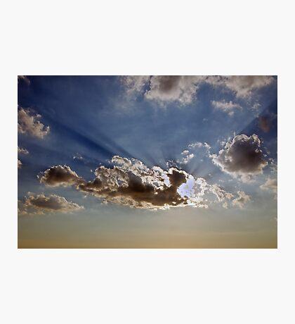 Skyfall!  Photographic Print