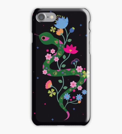 The Serpent  iPhone Case/Skin