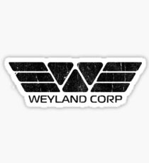 WEYLAND CORP Sticker