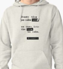 Poetry: Into the love we make. T-Shirt