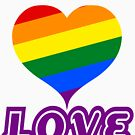 Modern Love - Take Heart and Gay Pride by Thinglish Lifestyle