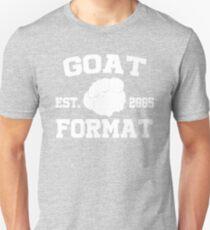 Yu-Gi-Oh! Format de chèvre T-shirt unisexe