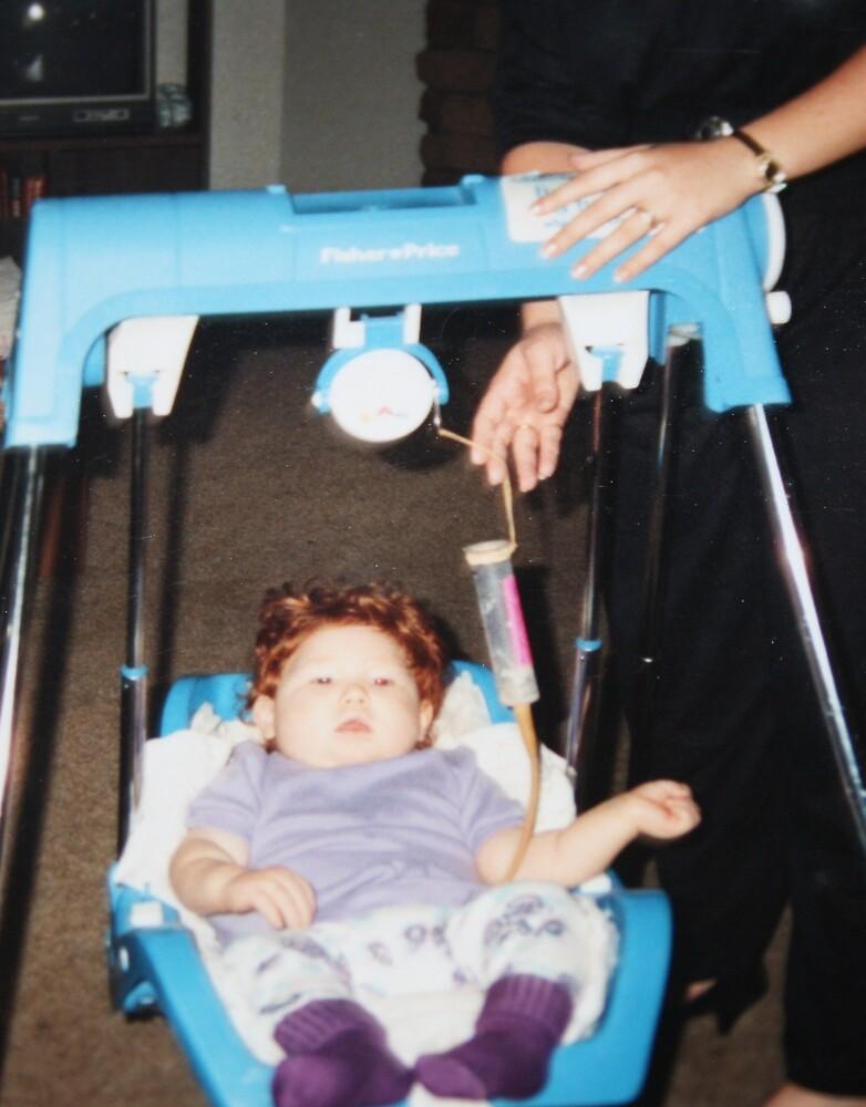 Ashley Nicole Boyd,1/20/90-1/5/92 by mel1forjon
