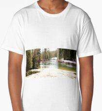 Snow melt  Long T-Shirt