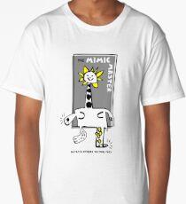 The Mimic Master Comic Hero Design Long T-Shirt