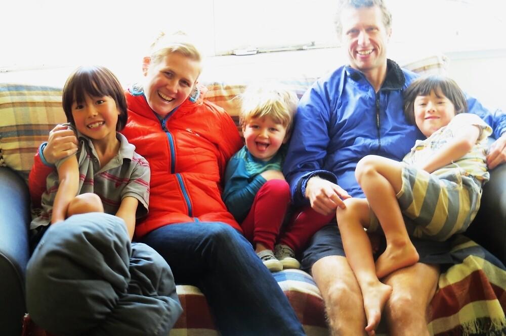 Family fun by kirstenfairfax